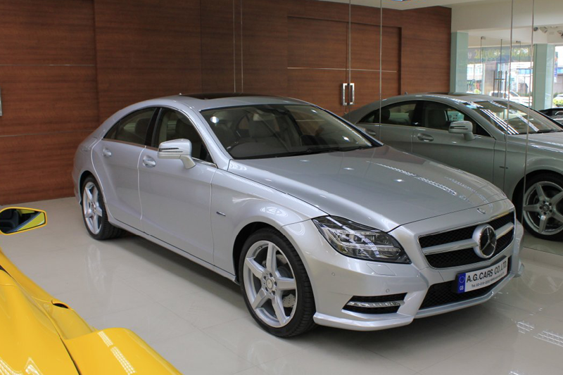 MERCEDES BENZ CLS250 CDI SPORT COUPE