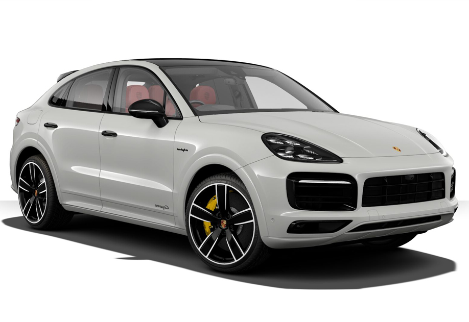 Porsche Cayenne Coupé E-Hybrid (Coming Soon)