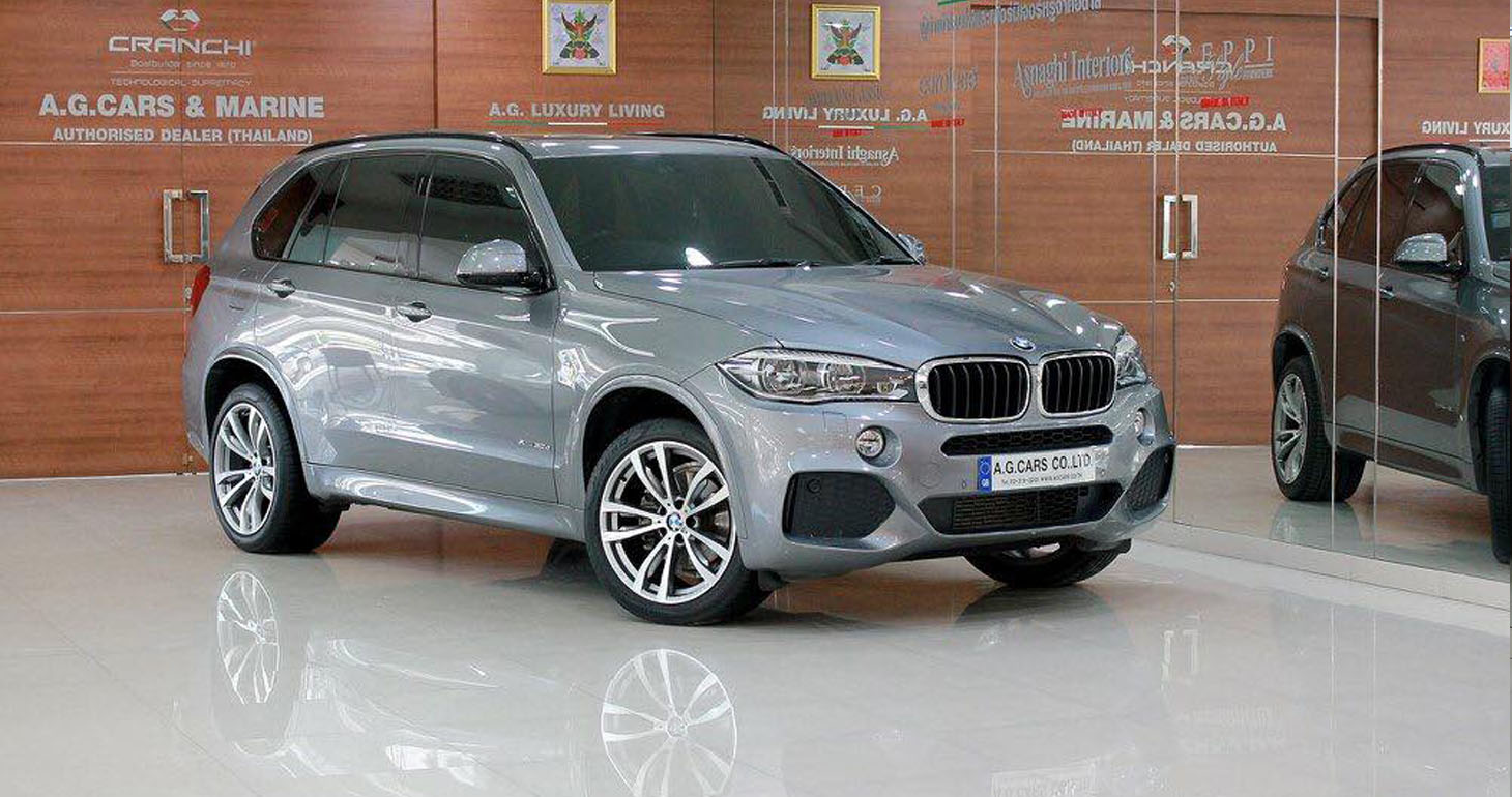 BMW X5 30d M Sport (Pre-owned)
