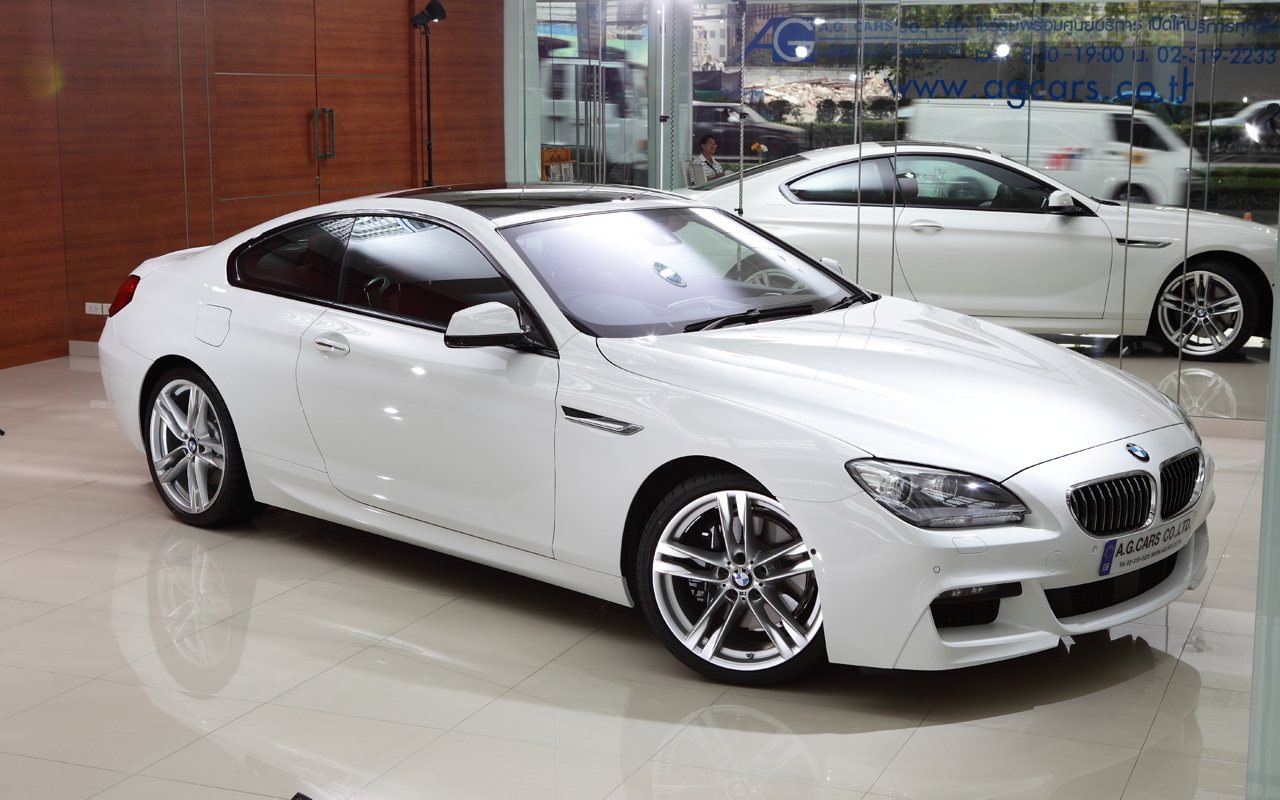 ฺBMW 640i Coupe
