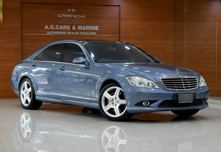 Mercedes Benz S500 (Pre-owned)
