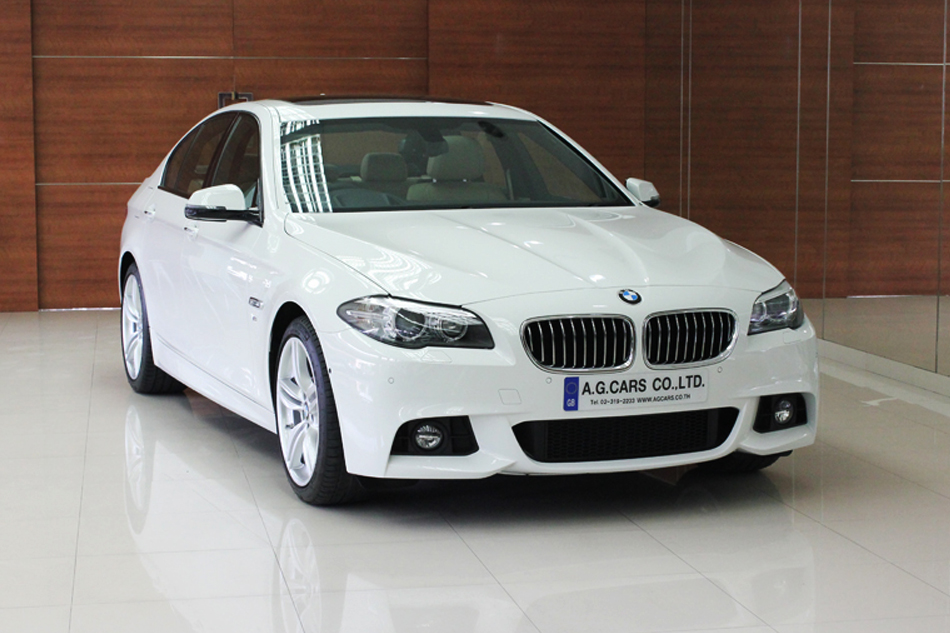BMW 520d Luxury Saloon