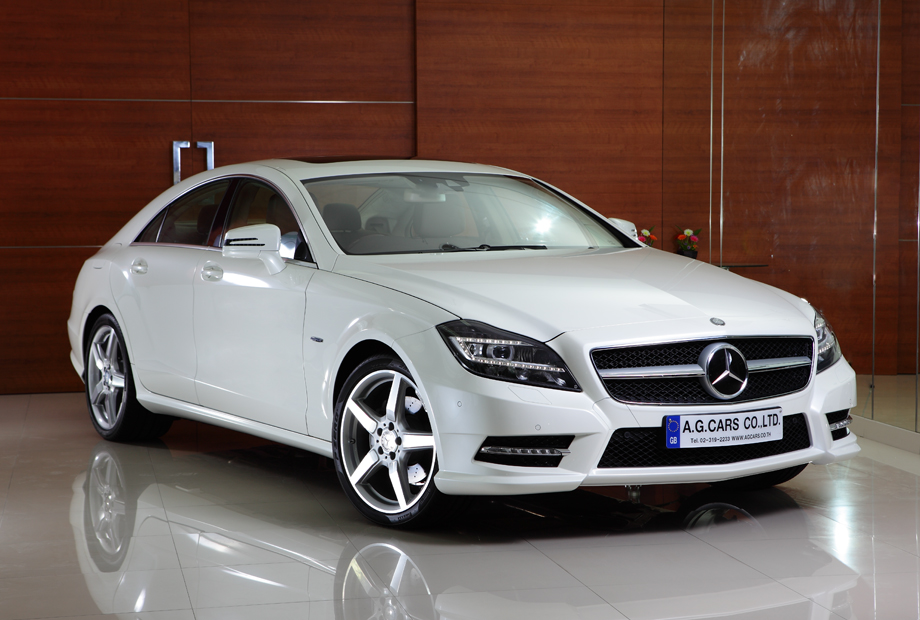 MERCEDES BENZ CLS350 COUPE