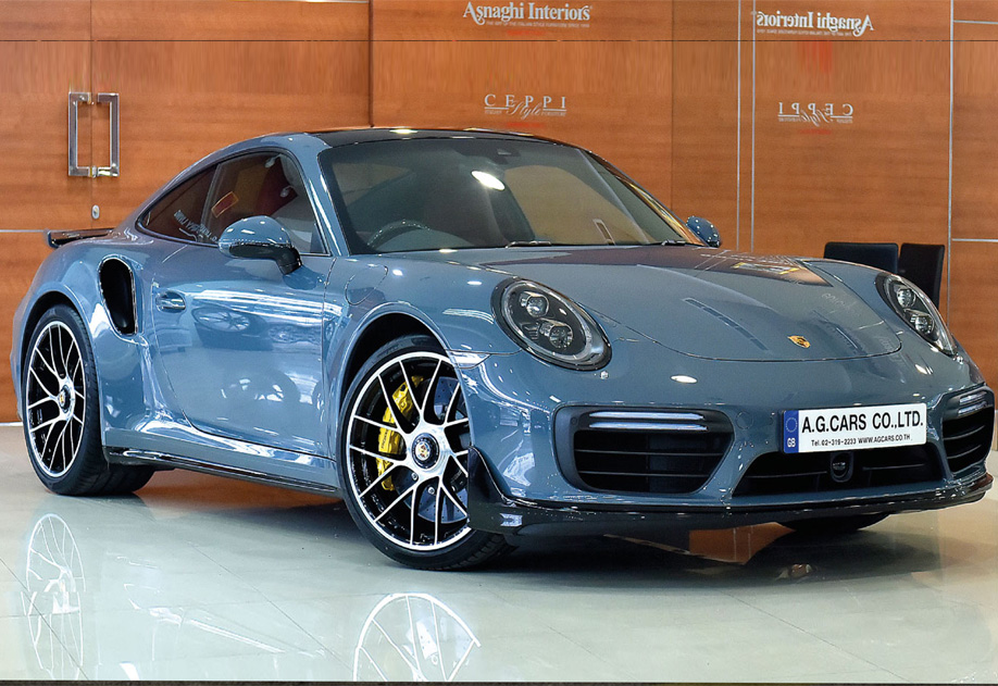 Porsche 911 Turbo S (Pre-Owned)