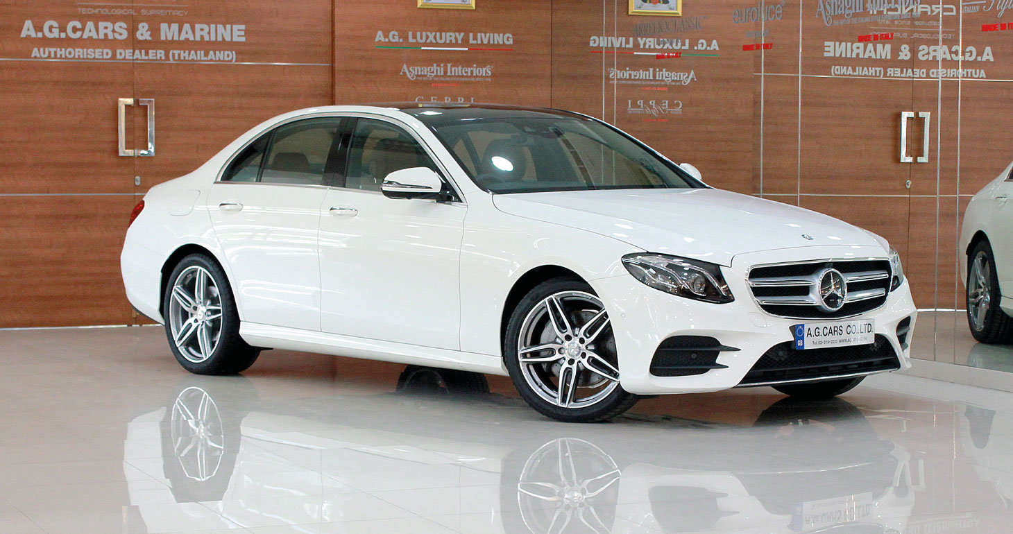 Mercedes Benz E220D Sport AMG (Pre-owned)